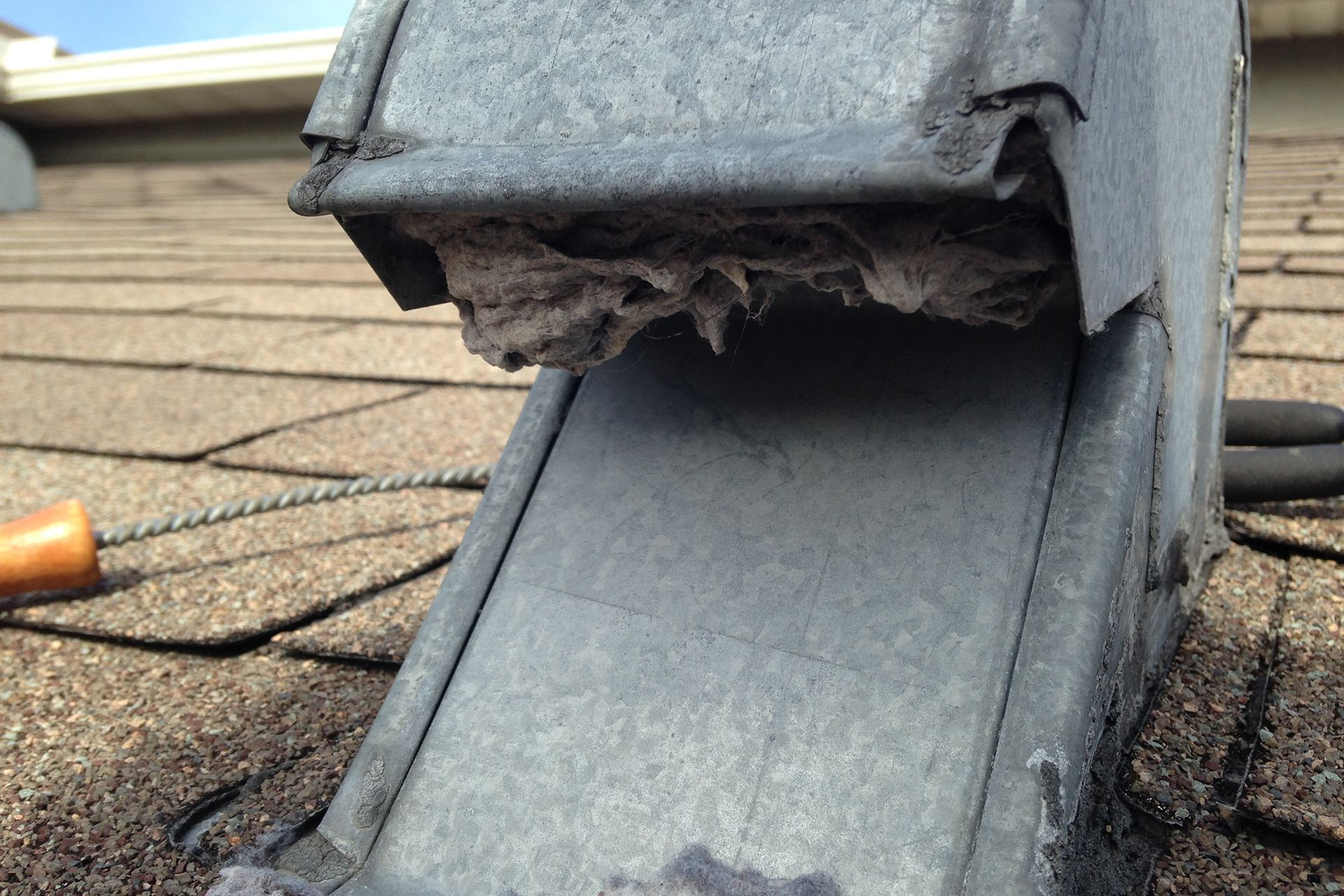 Residential Dryer Vent Cleaning Dallas