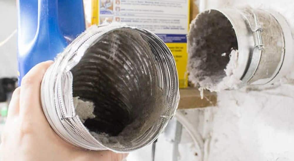 Dryer Vent Cleaning Dallas